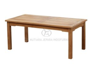 Recta Coffee Table 50x120 Indonesia Outdoor Furniture Manufacturer