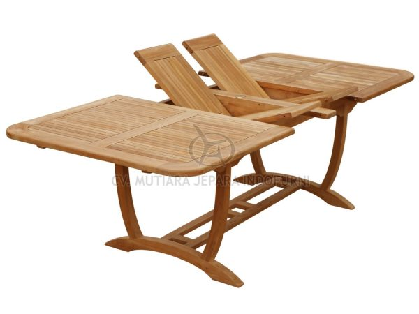 Indonesian Furniture wholesale extend table