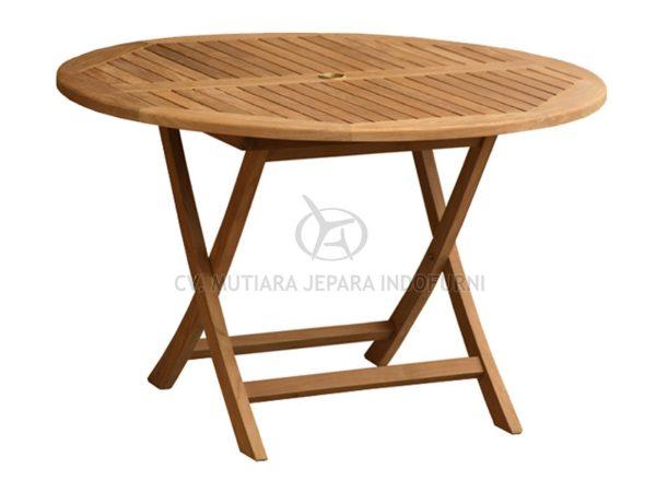 Classic Folding Table Indonesia Furniture