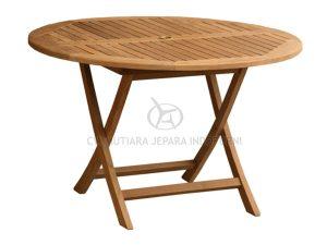 Classic Folding Table 120CM