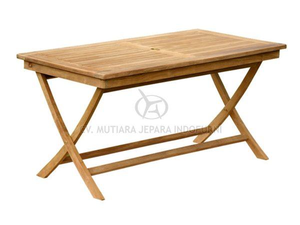 Rectangular Fold Table