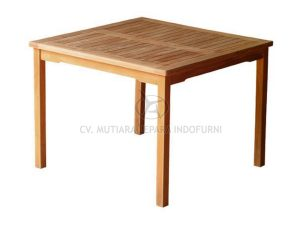 Rect Fixed Table 90