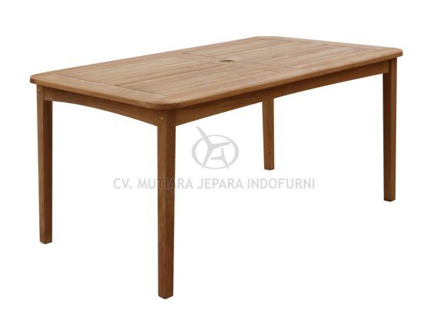 indonesia teak furniture manufacturer | rectangular table