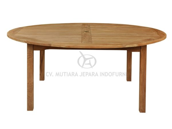 Round Fixed Table 180
