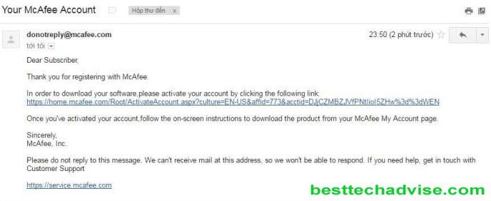 McAfee Antivirus Plus 2017 Free Serial Key