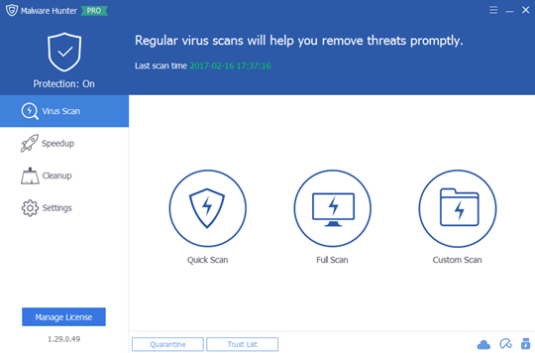 Malware Hunter Pro License Key 2021