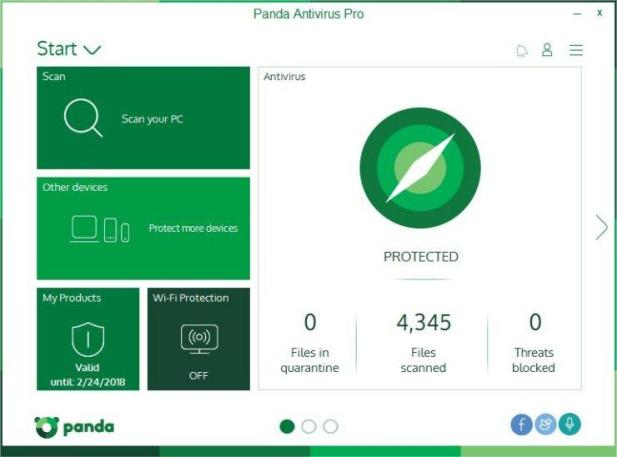 Panda Antivirus Pro 2017 Activation Code Free
