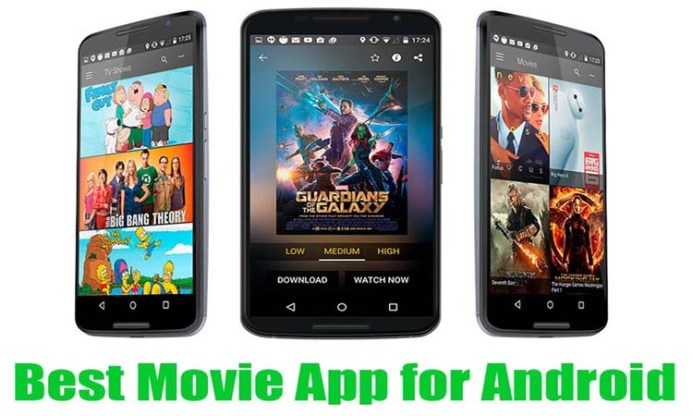 Top Free Best Movie App for Android Phone 2019 to Watch Movies