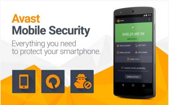 Best Security Apps for Android to Secure Phone