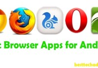 Free 7 Best Browser Apps for Android 2018