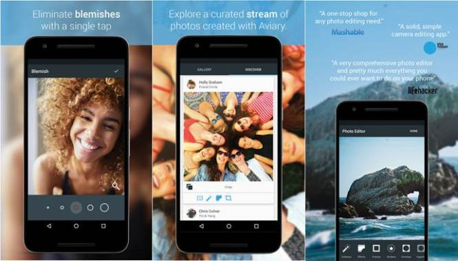 Free Best Photo Editing Apps for Android Phones