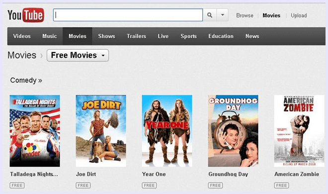 Best Free Movie Streaming Sites to Watch Movies Free