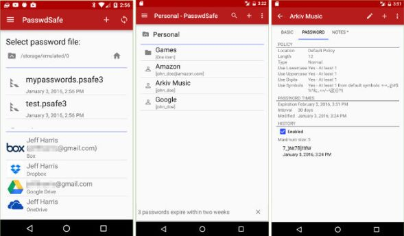 Best Password Manager for Android 2019