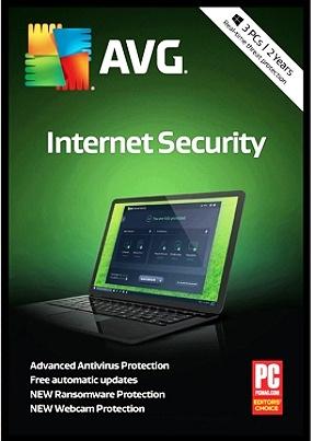 AVG Internet Security 2019 License Key Free 1Year