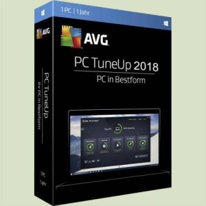 AVG PC Tuneup 2018 Product Key Free Download for 1 Year