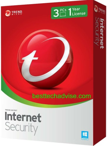 Trend Micro Internet Security Serial Number Free for 1 Year [Windows & Mac]