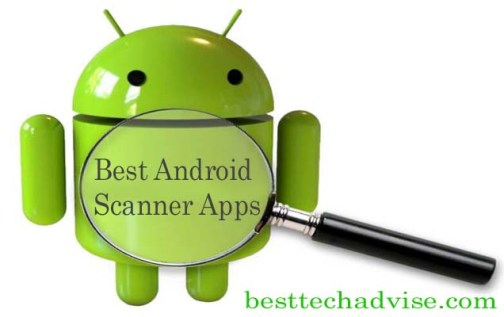 5 Best Android Scanner Apps 2019