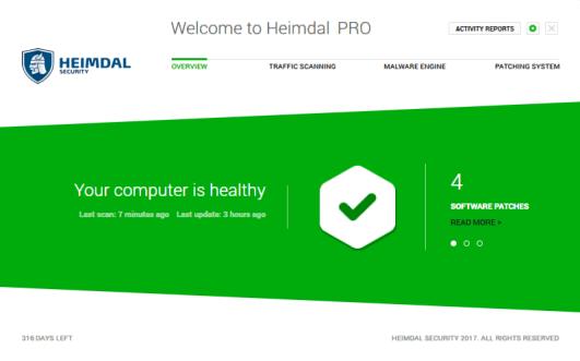 Heimdal Pro License Key Free