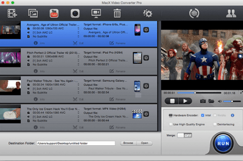 MacX Video Converter Pro License Key