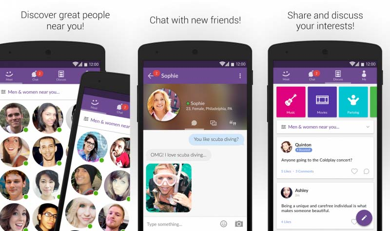 Top Free Dating Apps For Android 2018