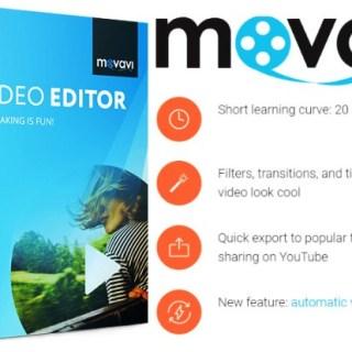 Movavi Video Editor 14 License Key Free Download