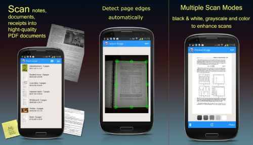 Best Scanner Apps for Android Smartphone