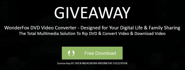 WonderFox DVD Video Converter License Code