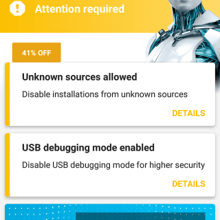 ESET Mobile Security Premium Key Free License for 122 Days