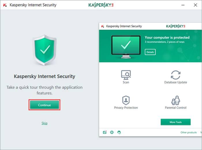 Download Kaspersky Internet Security 2019 Offline Installer