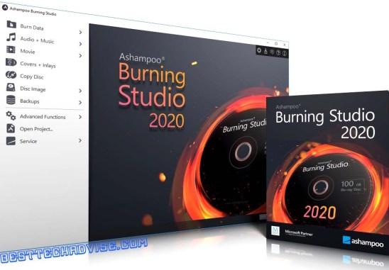 Ashampoo Burning Studio 2020 License Key Free Download