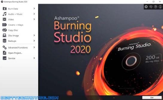 Ashampoo Burning Studio 2020 Full Version