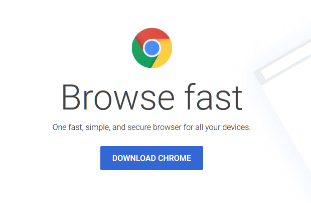Google Chrome Offline Installer for Windows 10