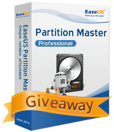 EASEUS Partition Master Professional Key 2019 Free License Download