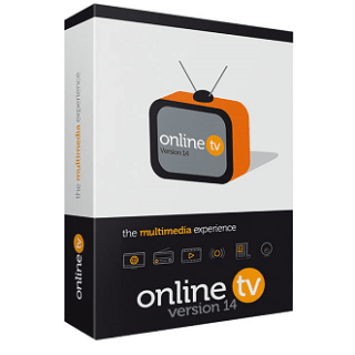 OnlineTV 14 Plus Free License Key for 1Year Download