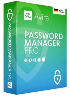 Avira Password Manager Pro License Key Free for 1 Year