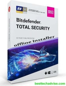 Bitdefender Total Security 2020 Offline Installer Download for Windows