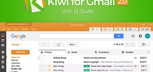 Kiwi for Gmail License Key Free for 1 Year