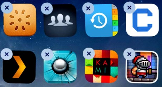 How to Delete Apps on iPhone 6