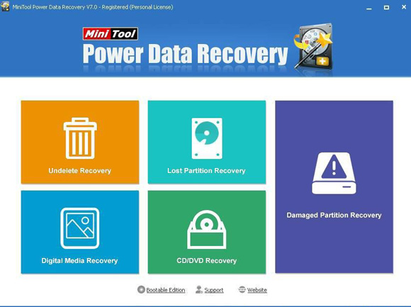 MiniTool Power Data Recovery Serial Key Free for 1Year