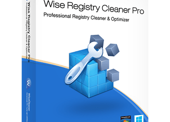 Wise Registry Cleaner Pro License Key Free for 1 Year Download