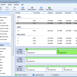 Aomei Partition Assistant Pro Edition License Key Free