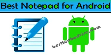 Best Notepad Apps for Android 2021