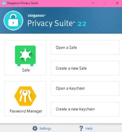 Steganos Privacy Suite 22 License Key Free - Latest Version