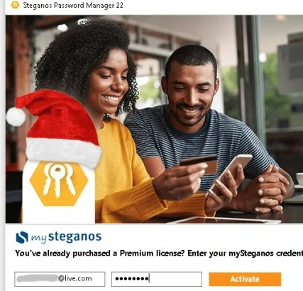 Steganos Password Manager 22 Premium License Code