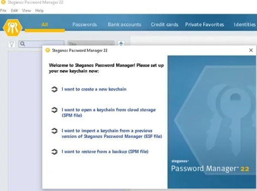 Steganos Password Manager 22 Premium License Key Free Download