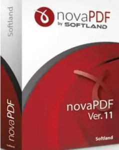 NovaPDF Lite 11 License for Free Best PDF Creator