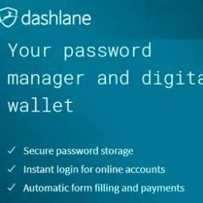 Dashlane Lane Premium Free for 6 Months Subscription