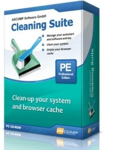 ASCOMP Cleaning Suite Pro for Free [Windows Tuning]