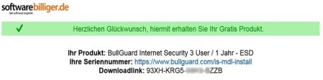 BullGuard Internet Security 2021 Free License Giveaway