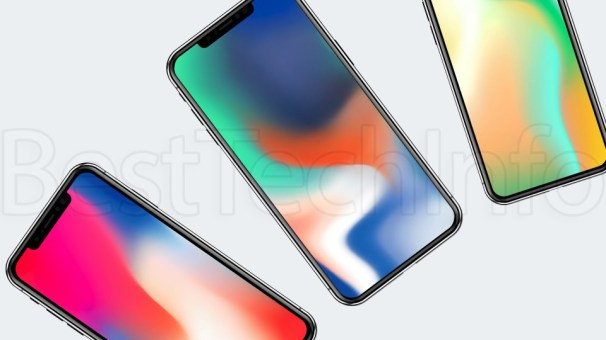 2018 iPhone LCD